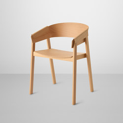 Cover Chair | Visitors chairs / Side chairs | Muuto