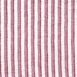 Rayures Antiques G.L. - Fuschia | Fabrics | Dominique Kieffer