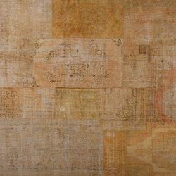 Patchwork Decolorized beige | Rugs / Designer rugs | GOLRAN 1898