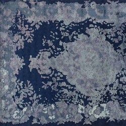 Memories Marie Antoinette dark blue | Tappeti / Tappeti d'autore | GOLRAN 1898