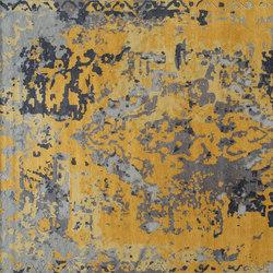 Memories Topkapj gold | Formatteppiche / Designerteppiche | GOLRAN 1898