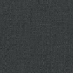 Le Lin - Anthracite | Fabrics | Dominique Kieffer