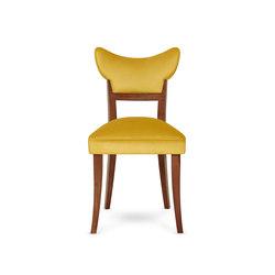 Françoise | Chair | Restaurantstühle | MUNNA