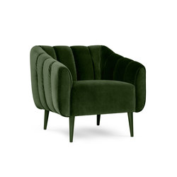 Houston | Armchair | Poltrone | MUNNA