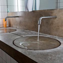 Waschelement | Wash basins | baqua