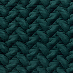 Velours Tresse - Fiordo | Fabrics | Dominique Kieffer