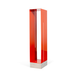 Manhattan Cabinet Red | Magazine holders / racks | Röshults