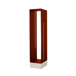 Manhattan Cabinet Wine Red | Magazine holders / racks | Röshults