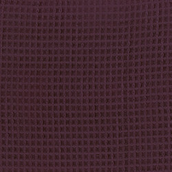 Gaufres - Violet | Curtain fabrics | Dominique Kieffer