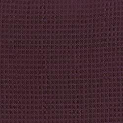 Gaufres - Violet | Tissus pour rideaux | Dominique Kieffer