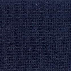 Gaufres - Indigo | Tissus pour rideaux | Dominique Kieffer