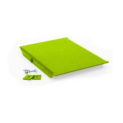 Manhattan Cabinet Shelf Lime | Regalmodule | Röshults