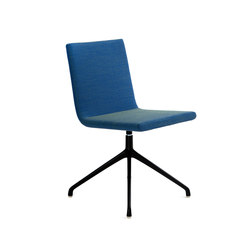 Basso SA Y | Visitors chairs / Side chairs | Inno