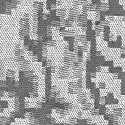 Pixelé - Acier Blanc | Stoffbezüge | Dominique Kieffer