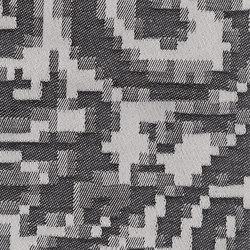 Pixelé - Smoke Blanc | Stoffbezüge | Dominique Kieffer