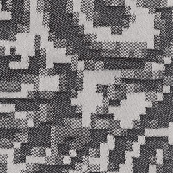 Pixelé - Smoke Blanc | Upholstery fabrics | Dominique Kieffer
