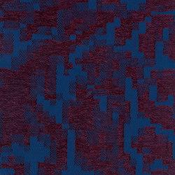 Pixelé - Blue Amethyst | Tissus | Dominique Kieffer