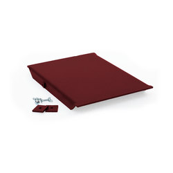 Manhattan Cabinet Shelf Wine Red | Shelving modules | Röshults