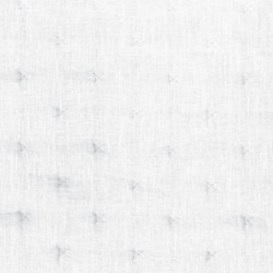 Lin Bombé - Blanc | Tissus | Dominique Kieffer