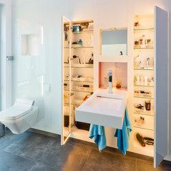 Badmodul | Armoires de salle de bains | baqua