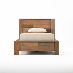Organik BED EUROPEAN SINGLE SIZE BED | Letti singoli | Karpenter