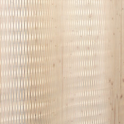 Acoustic Panel W2 3-layer spruce | Holz Platten | dukta