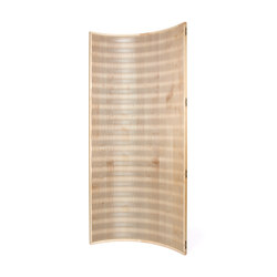 Partition Element maple | Sistemi divisori stanze | dukta