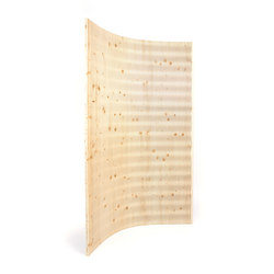 Partition Element 3 layer spruce | Space dividers | dukta