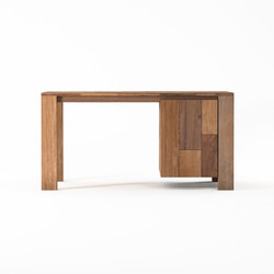 Organik DESK TABLE with DOOR | Escritorios | Karpenter