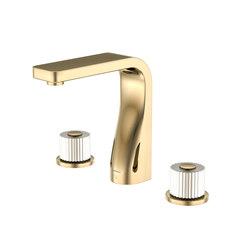330 2000 22 3-hole basin mixer | Wash basin taps | Steinberg