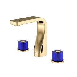 330 2000 23 3-hole basin mixer | Wash basin taps | Steinberg