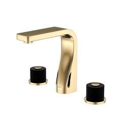 330 2000 25 3-hole basin mixer | Wash basin taps | Steinberg
