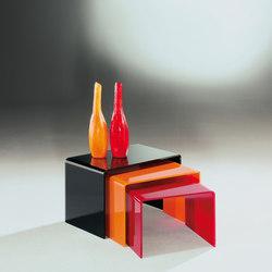 ST 06 OW c | Beistelltische | Dreieck Design