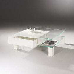 Theben 99/1 OW - pure white | Coffee tables | Dreieck Design