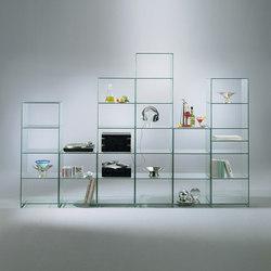Tourelle  I - V | Scaffali | Dreieck Design