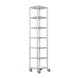 Rack Trolley | Office shelving systems | Magis