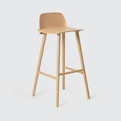 Nerd Bar Stool | high | Bar stools | Muuto