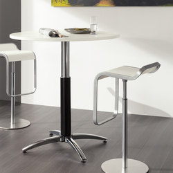 Palmega | Standing meeting tables | PALMBERG