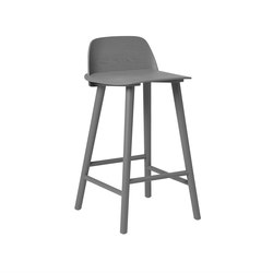 Nerd Bar Stool | low | Tabourets de bar | Muuto