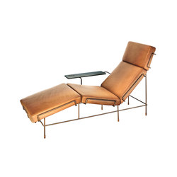 Traffic Chaise Longue | Tagesliegen | Magis