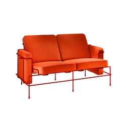 Traffic Sofa | Loungesofas | Magis