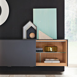 Pass-Word_Sideboard | Caissons | Molteni & C