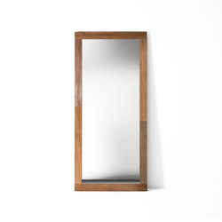 Organik RECTANGULAR STANDING MIRROR 100 | Miroirs | Karpenter