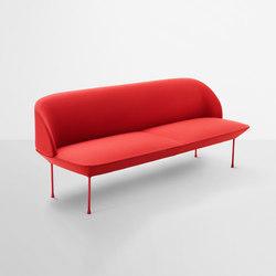 Oslo | 3-seater | Lounge sofas | Muuto