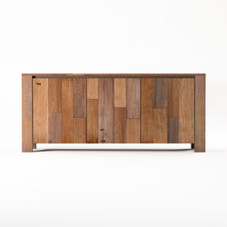Organik SIDEBOARD with 3 DOORS | Aparadores | Karpenter