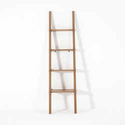 Simply City LADDER SHELVES | Porta asciugamani | Karpenter