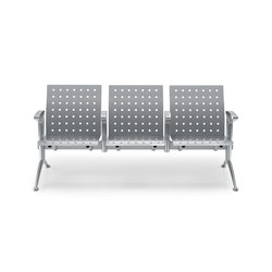 Kargo | Beam / traverse seating | Kastel