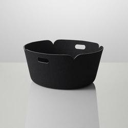 Restore | round basket | Behälter / Boxen | Muuto