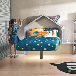 Fluttua_bed_kids | Children's beds | LAGO