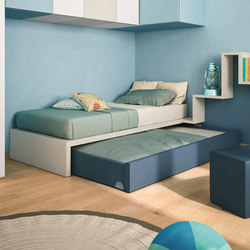 LagoLinea_bed_kids | Kids beds | LAGO